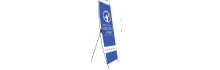 AHG X-Stand Banners