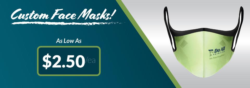 Mask Banner