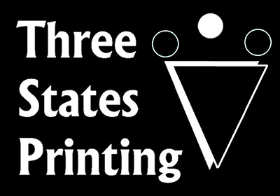 Three States Printing Logo