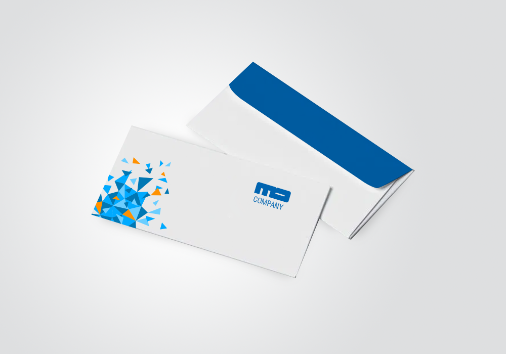 Sample Envelope  Printing