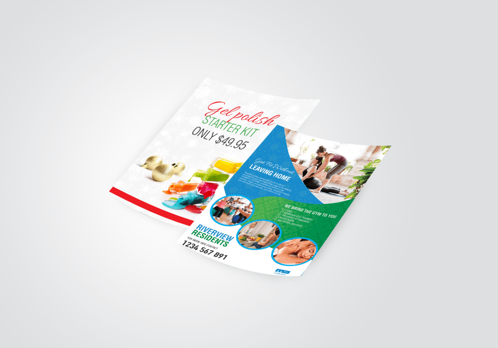 Sample Flyer Printing