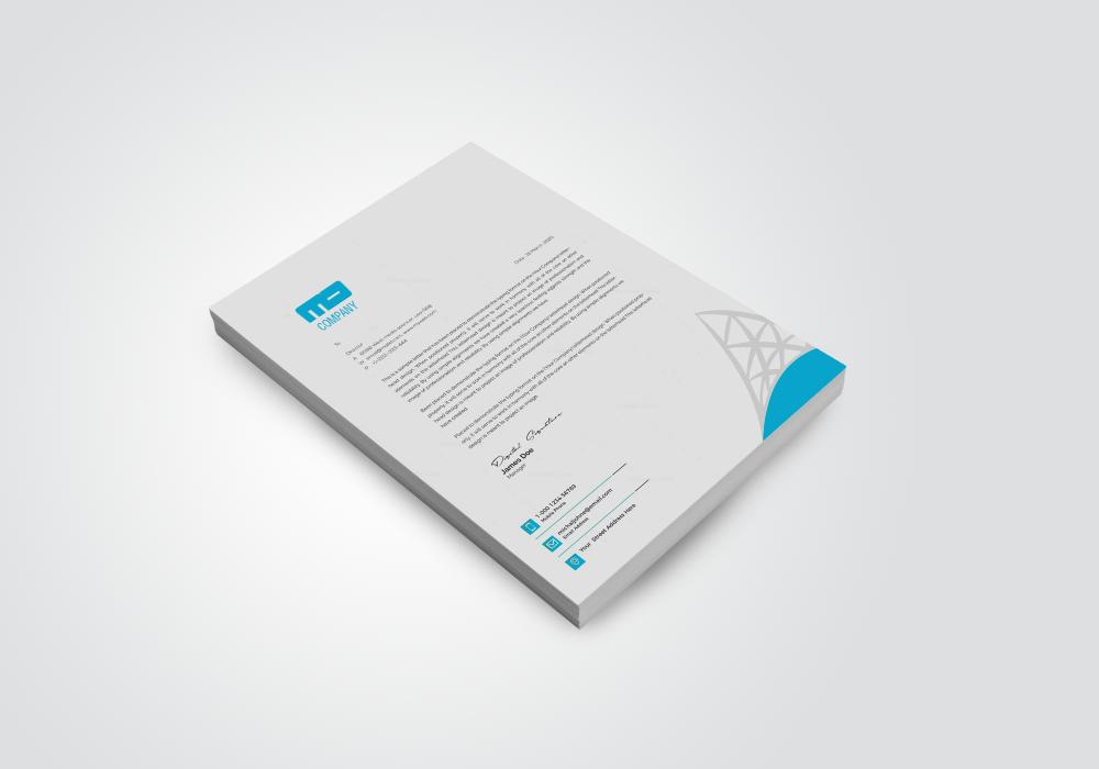 Sample Letterhead Printing