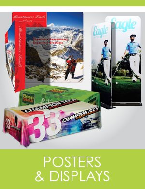 Posters and Displays