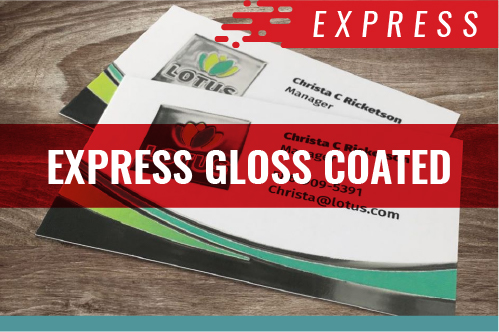 Express COATEDCards
