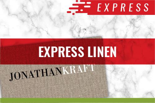 Express Linen Cards