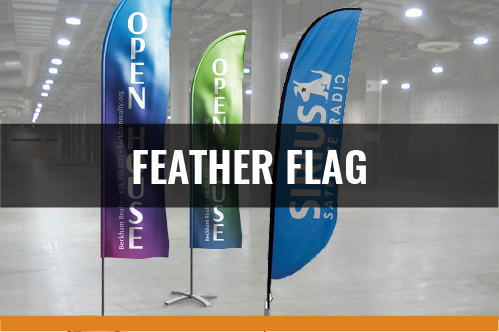 Feather Flag - 3 Sizes