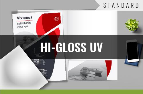 STANDARD -  HI-GLOSS U.V.
