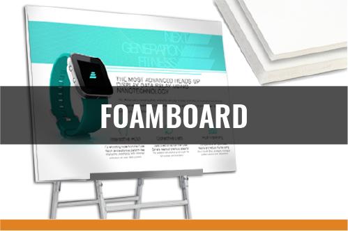 Foamcore Boards