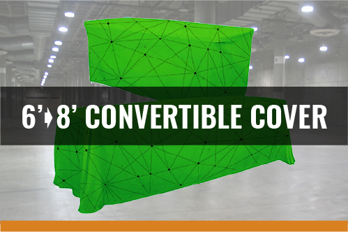 6-8' Convertible Table Cover
