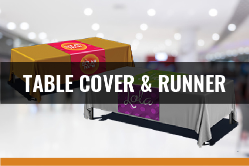 Table Cover with Runner