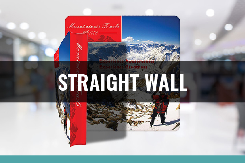 Straight Wall Backdrop