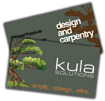 Matte 14-16pt Business Cards