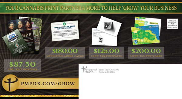 Grow card back