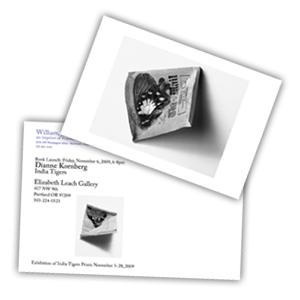 Short Run Postcard Printing