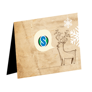 Silk Greeting Card Printing