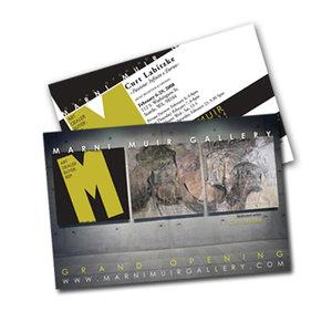 Silk 16pt Postcard Printing