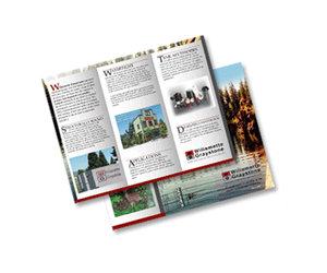 Standard Brochure Printing