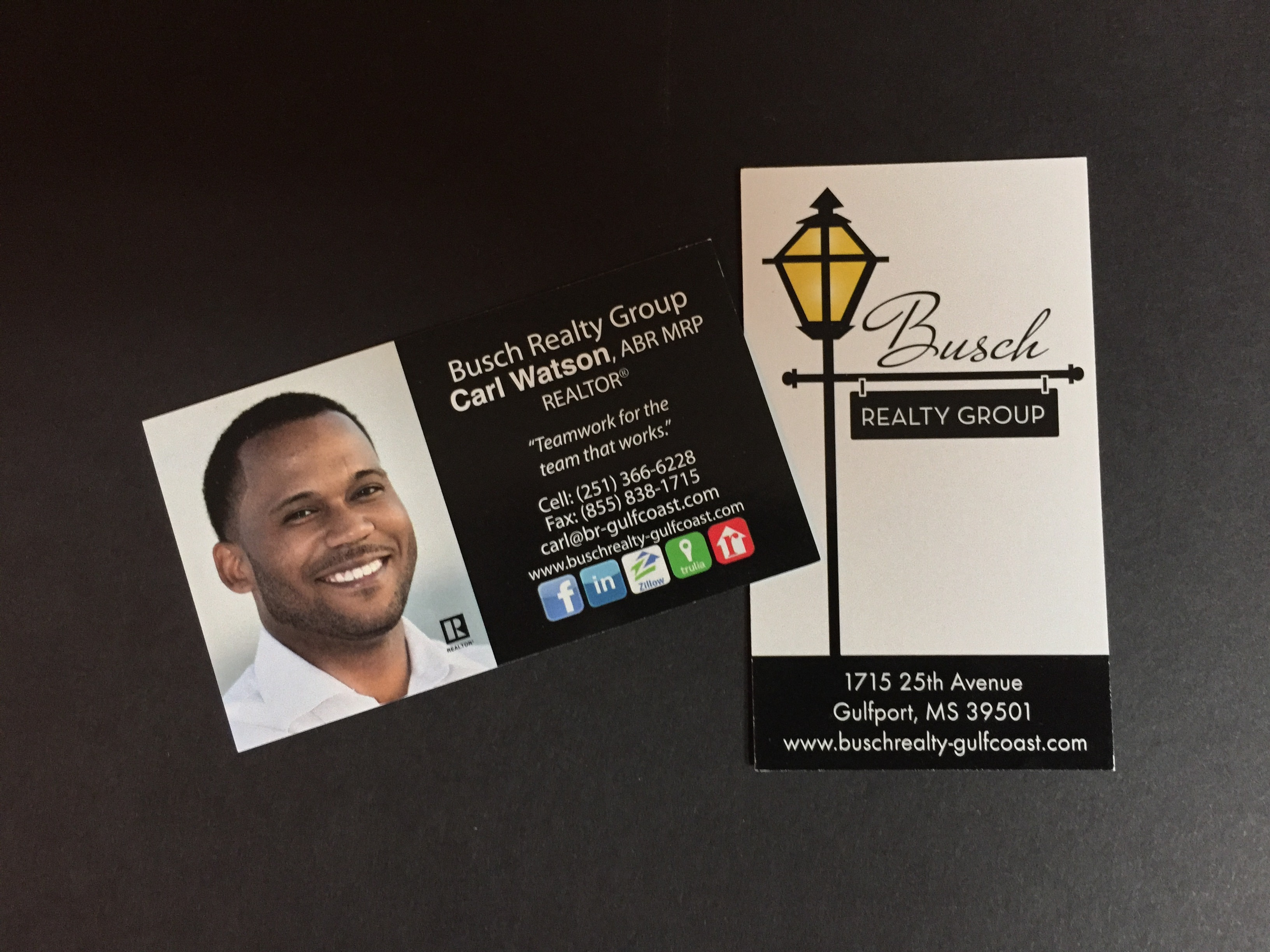 Dec 18 Business Card