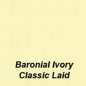 Baronial Ivory Classic Laid