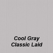 Cool Gray Classic Laid