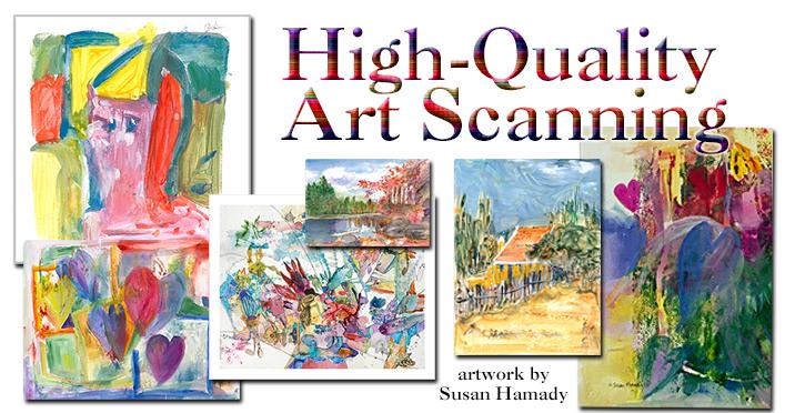 Art Scanning Carousel Image