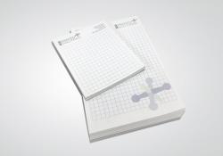 Notepads - 25 sheet