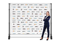 Step & Repeat Backdrop Banners