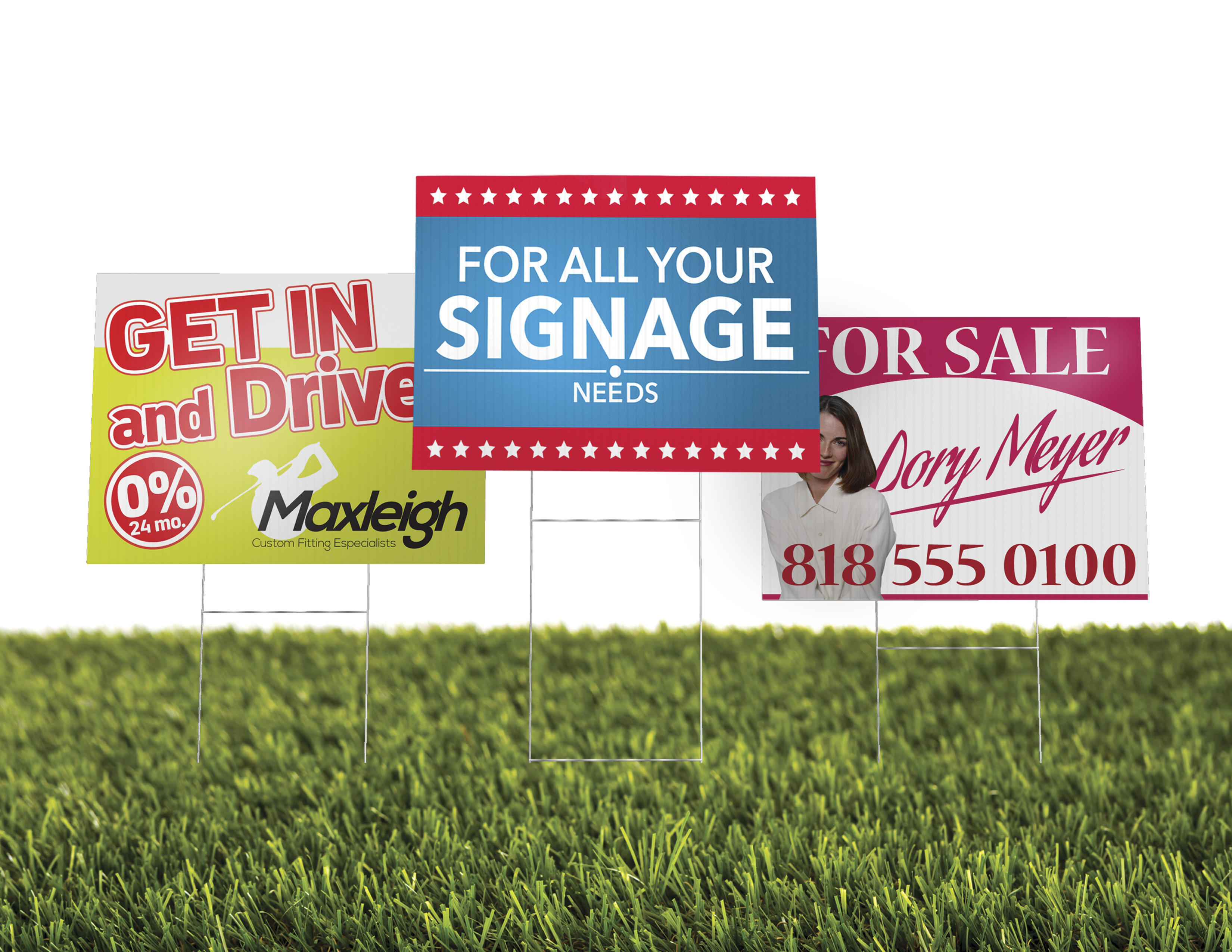 Yard Sign Images