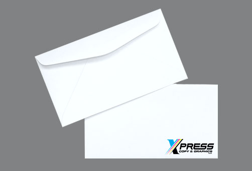 Envelopes: 6-3/4 Regular