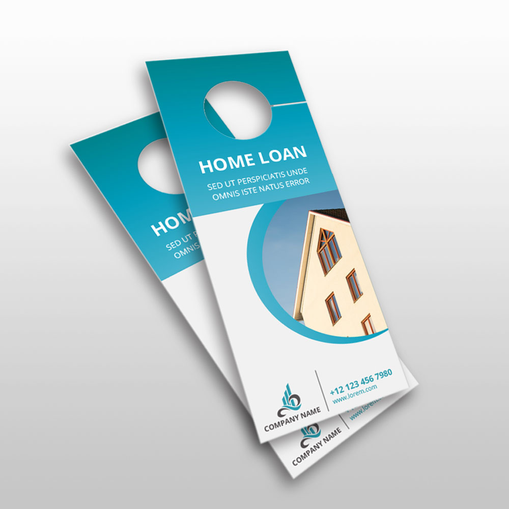Door Hangers: Full Color