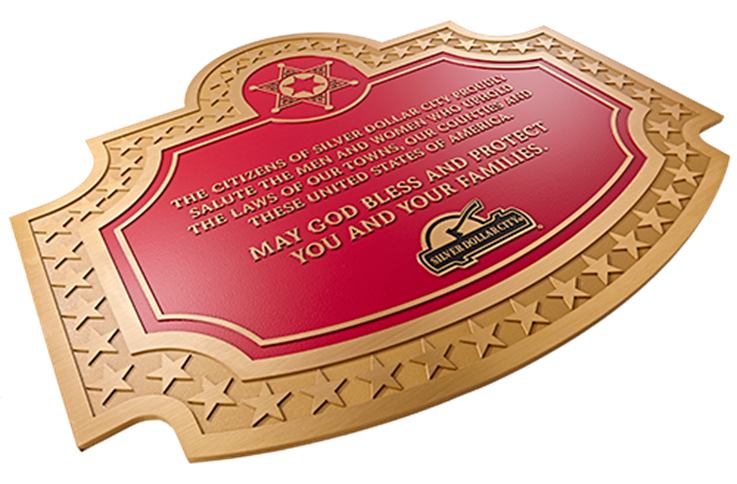 Precision Tooled Plaques