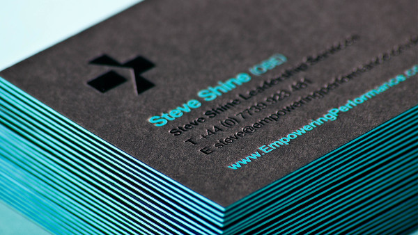 Business Cards: Ultra Thick