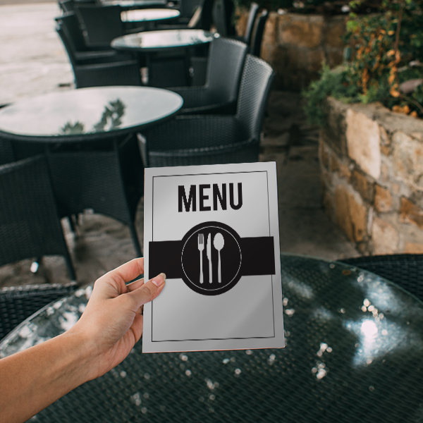Menus: Full Color