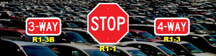 Image of stop sign from TNT SIGNS!