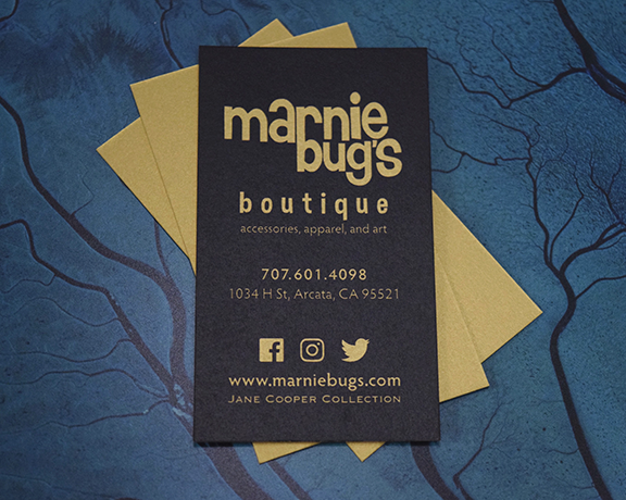 Bug press business card black 1 side 35x2 business card black 1 side 35x2 reheart Image collections