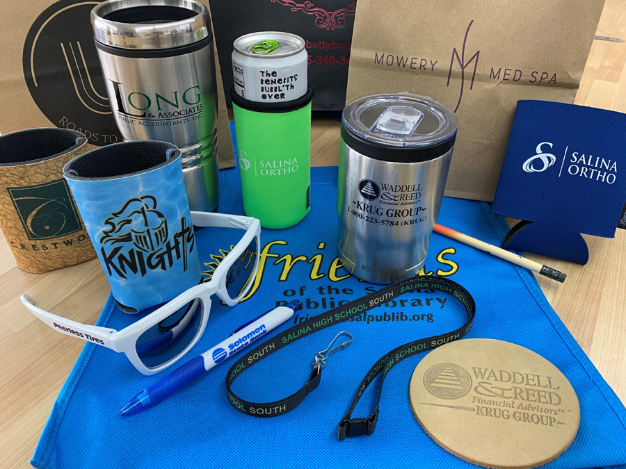 Pronto Print Swag Promotional Items