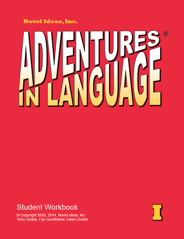 Adventures in Language® Level I (2014 Edition) Student Workbook