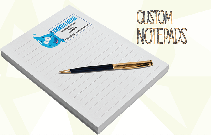 recycled notepads