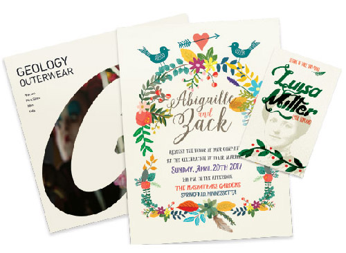 natural cards