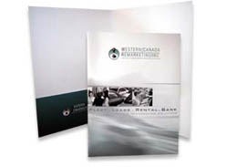 recycled presentation folders, presentation folder printing, Presentation templates
