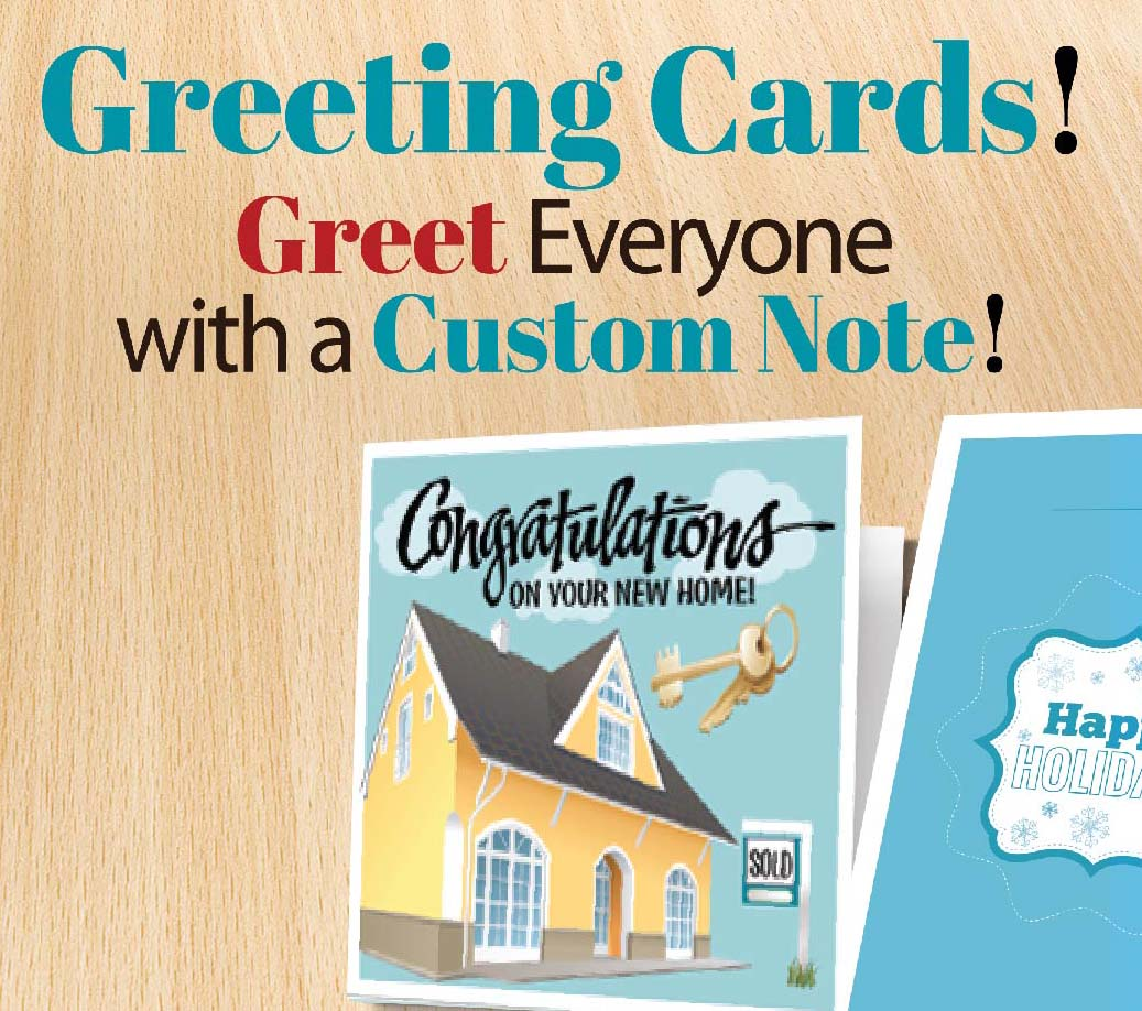 Greeting Cards 55 X 85