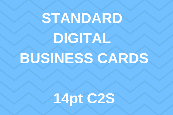 14PT C2S BUSINESS CARDS