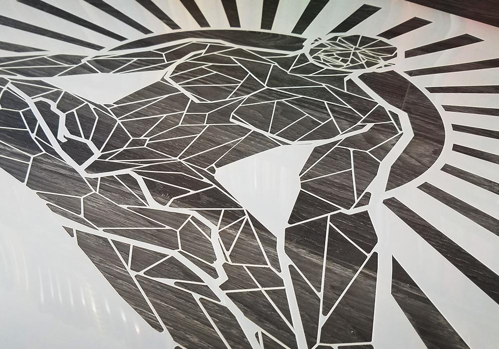custom art stencils