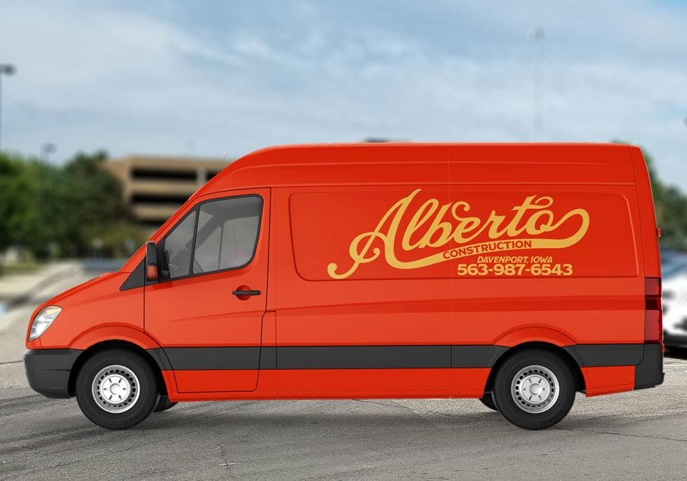 Company Vehicle Graphics