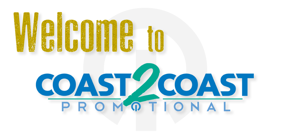 coast 2 coast printing promotions welcome