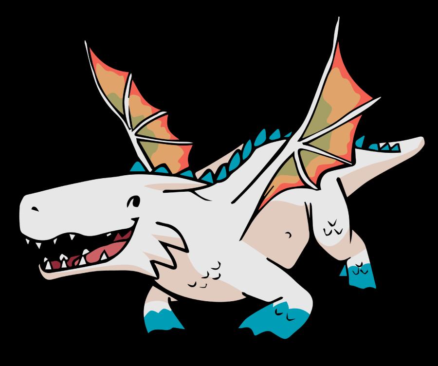 Presston the Dragon