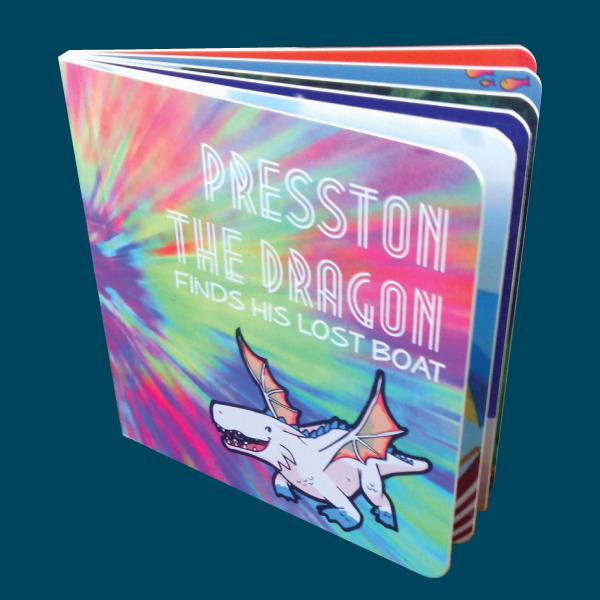 Presston Board Book Image
