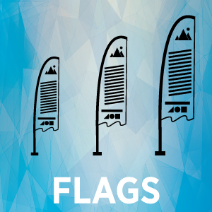Feather Flag Thumbnail with text