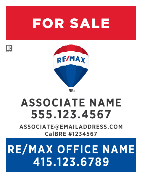 Remax For Sale Vertical
