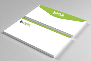 #10 Full Color Regular Envelopes